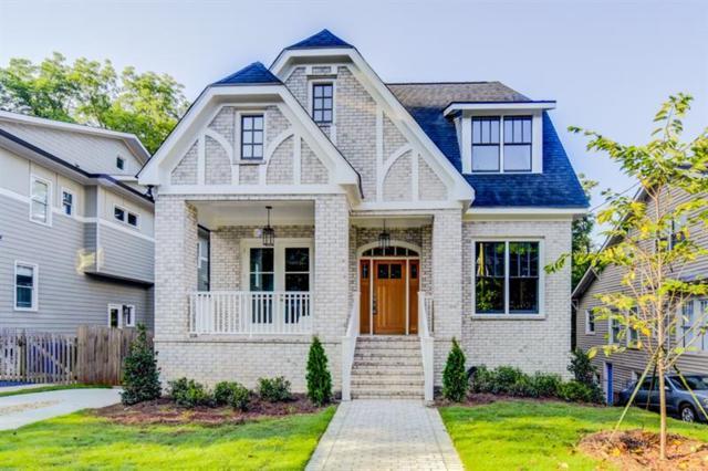985 Drewry Street NE, Atlanta, GA 30306 (MLS #6045654) :: North Atlanta Home Team