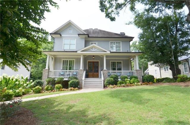 1811 Harper Street NW, Atlanta, GA 30318 (MLS #6045669) :: The Hinsons - Mike Hinson & Harriet Hinson