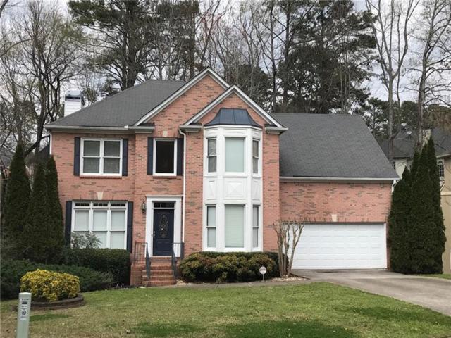 10355 Medridge Circle, Alpharetta, GA 30022 (MLS #6045693) :: Kennesaw Life Real Estate