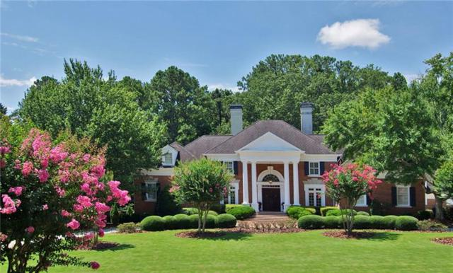 4075 Merriweather Woods, Alpharetta, GA 30022 (MLS #6045720) :: The Bolt Group