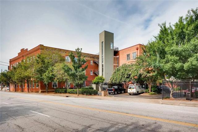 490 Marietta Street NW #207, Atlanta, GA 30313 (MLS #6045751) :: RE/MAX Paramount Properties