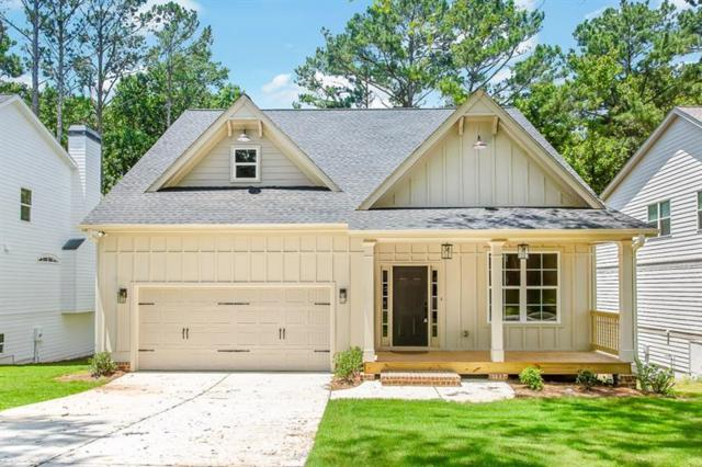 4405 Westside Drive, Acworth, GA 30101 (MLS #6045755) :: North Atlanta Home Team