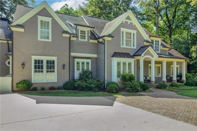 2691 Howell Mill Road NW, Atlanta, GA 30327 (MLS #6045765) :: North Atlanta Home Team