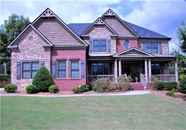 407 Olde Heritage Circle, Woodstock, GA 30188 (MLS #6045781) :: Path & Post Real Estate