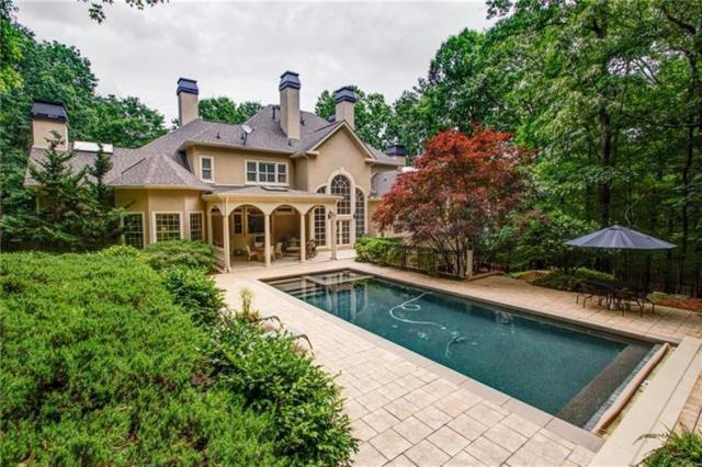 1025 Downing Street, Alpharetta, GA 30022 (MLS #6045840) :: North Atlanta Home Team