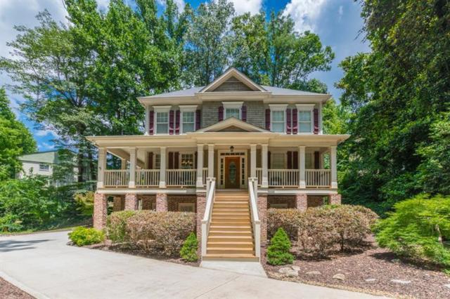 298 Tall Oaks Drive NE, Atlanta, GA 30342 (MLS #6045860) :: North Atlanta Home Team