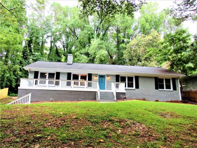 2790 Collier Drive, Atlanta, GA 30318 (MLS #6045861) :: Charlie Ballard Real Estate