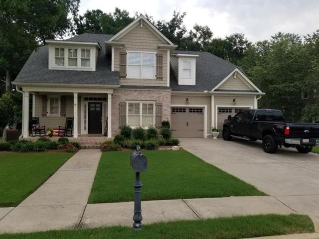 21 Lake Haven Drive, Cartersville, GA 30120 (MLS #6045884) :: Kennesaw Life Real Estate