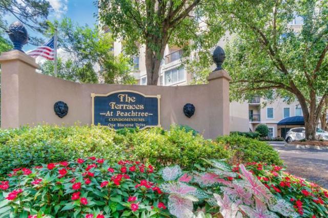 1 Biscayne Drive NW #508, Atlanta, GA 30309 (MLS #6045978) :: Charlie Ballard Real Estate