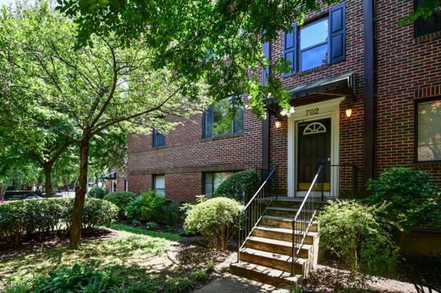 702 Argonne Avenue NE #3, Atlanta, GA 30308 (MLS #6045989) :: Charlie Ballard Real Estate
