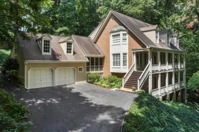 7920 Saddle Ridge Drive, Sandy Springs, GA 30350 (MLS #6045993) :: Rock River Realty