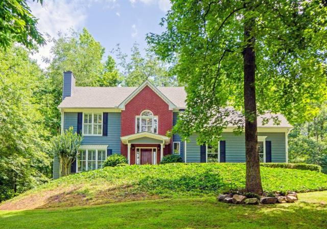 121 Junaluska Drive, Woodstock, GA 30188 (MLS #6046022) :: The Hinsons - Mike Hinson & Harriet Hinson
