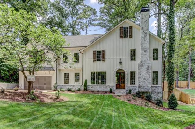 3389 Pretty Branch Drive SE, Smyrna, GA 30080 (MLS #6046035) :: North Atlanta Home Team
