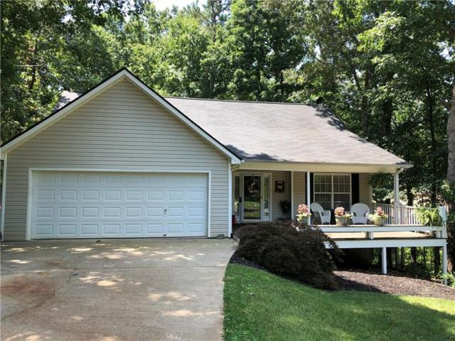 112 Hickory Lane, Ball Ground, GA 30107 (MLS #6046071) :: Path & Post Real Estate