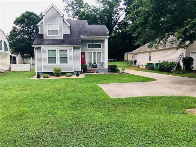 149 Walker Street, Winder, GA 30680 (MLS #6046072) :: RCM Brokers