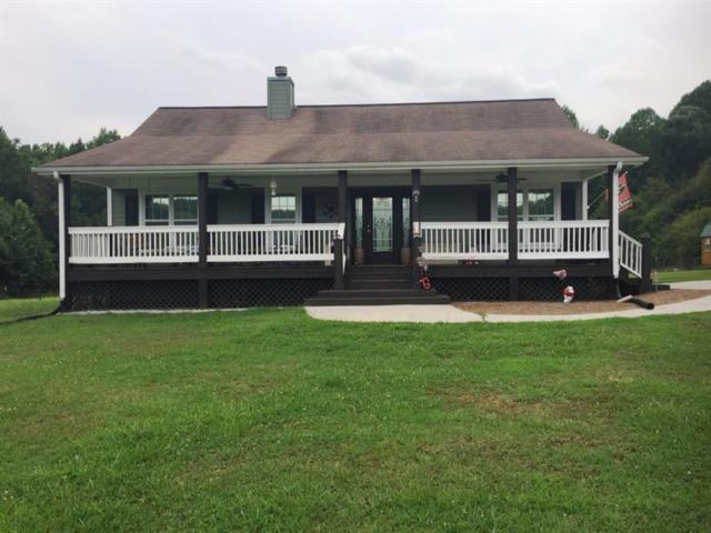 582 E County Line Road, Danielsville, GA 30633 (MLS #6046122) :: RE/MAX Paramount Properties