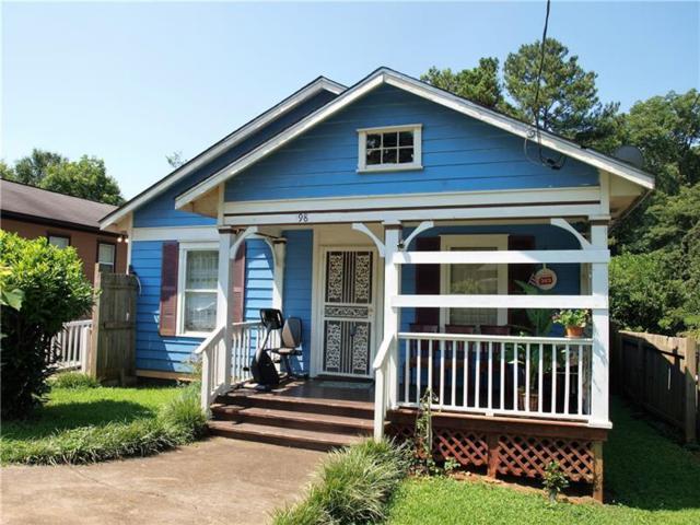998 Sparks Street SW #4, Atlanta, GA 30310 (MLS #6046167) :: RE/MAX Prestige