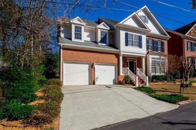 2273 Matthews Street NE, Brookhaven, GA 30319 (MLS #6046205) :: North Atlanta Home Team
