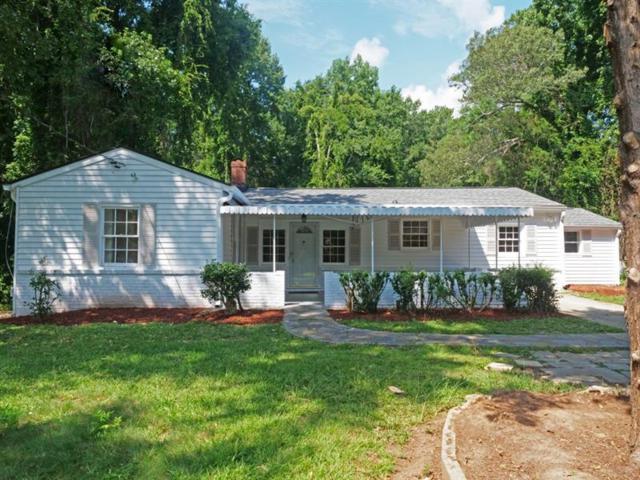 1401 Fairburn Road SW, Atlanta, GA 30331 (MLS #6046213) :: RE/MAX Prestige