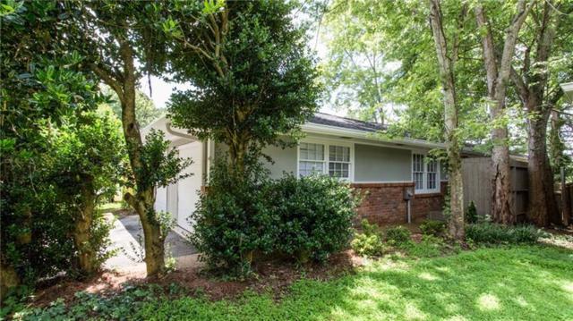 2884 Lakemont Place SW, Marietta, GA 30060 (MLS #6046237) :: North Atlanta Home Team