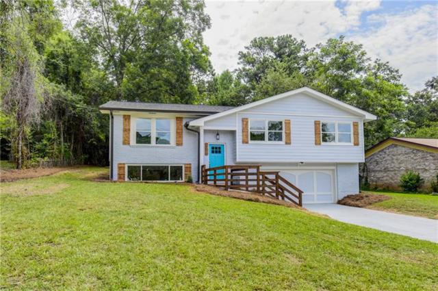 2256 Greenway Drive, Decatur, GA 30035 (MLS #6046239) :: The Justin Landis Group
