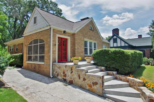 2073 Mclendon Avenue, Atlanta, GA 30307 (MLS #6046390) :: The Zac Team @ RE/MAX Metro Atlanta
