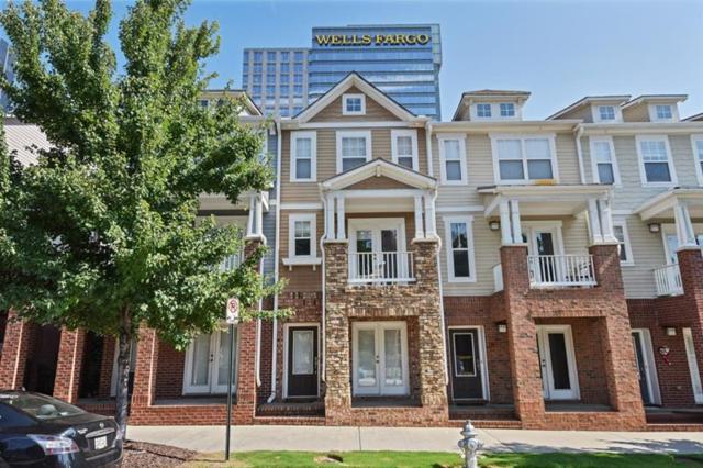 201 16th Street NW #5, Atlanta, GA 30363 (MLS #6046400) :: Charlie Ballard Real Estate