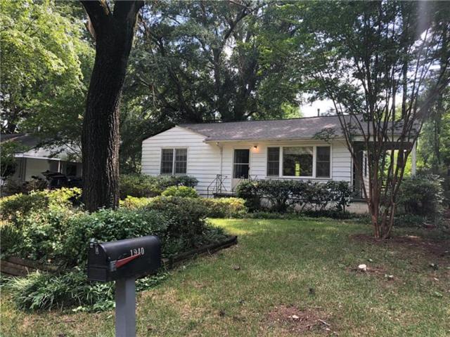 1940 Hazelwood Drive SE, Marietta, GA 30067 (MLS #6046414) :: RE/MAX Paramount Properties