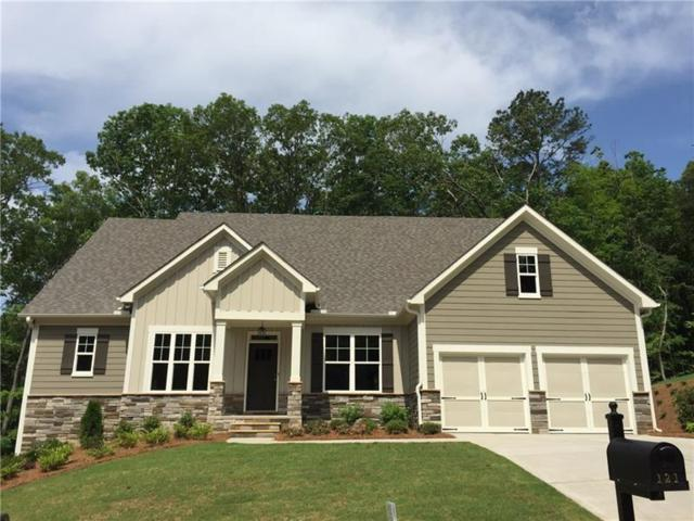 121 Longleaf Drive, Canton, GA 30114 (MLS #6046415) :: The North Georgia Group