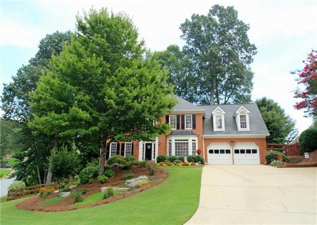 623 Mistflower Drive NW, Acworth, GA 30102 (MLS #6046432) :: The Hinsons - Mike Hinson & Harriet Hinson