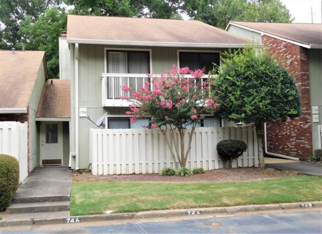 746 Brentwood Place SE, Marietta, GA 30067 (MLS #6046441) :: RCM Brokers