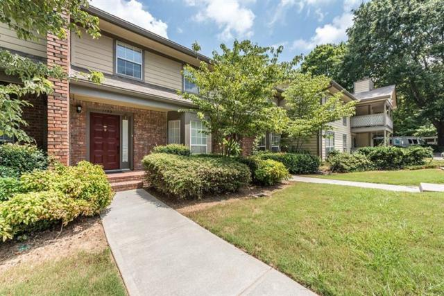 1152 Weatherstone Drive NE #1152, Atlanta, GA 30324 (MLS #6046449) :: The Lewis Group