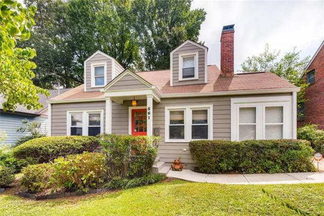 561 Oakdale Road NE, Atlanta, GA 30307 (MLS #6046472) :: The Zac Team @ RE/MAX Metro Atlanta