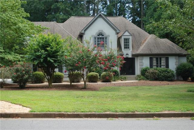460 Clubfield Drive, Roswell, GA 30075 (MLS #6046482) :: RE/MAX Paramount Properties