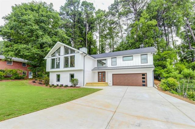 3796 Briarcliff Road NE, Atlanta, GA 30345 (MLS #6046489) :: Rock River Realty