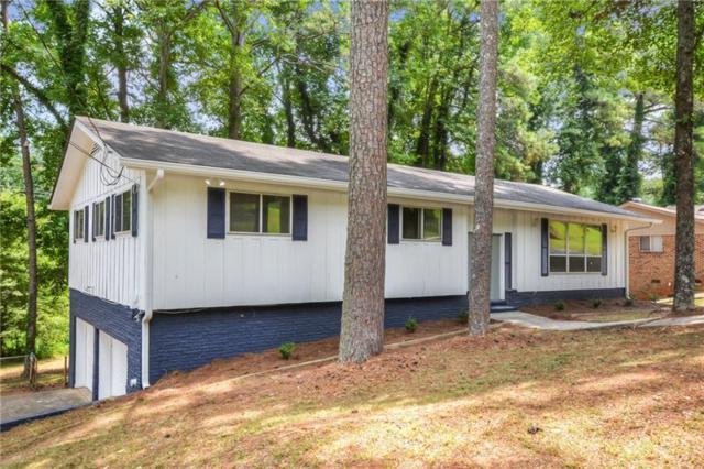 4156 Williamsburg Drive, College Park, GA 30337 (MLS #6046494) :: RE/MAX Paramount Properties