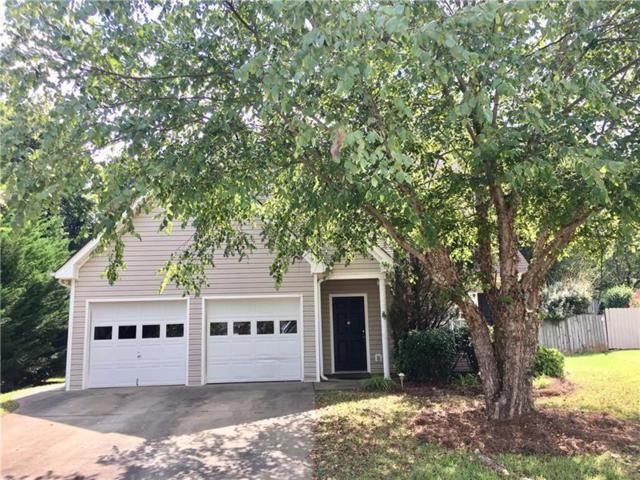 606 Spring Trail, Canton, GA 30115 (MLS #6046556) :: Charlie Ballard Real Estate