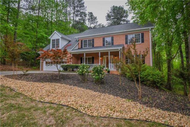 825 Freemanwood Lane, Alpharetta, GA 30004 (MLS #6046594) :: RE/MAX Paramount Properties