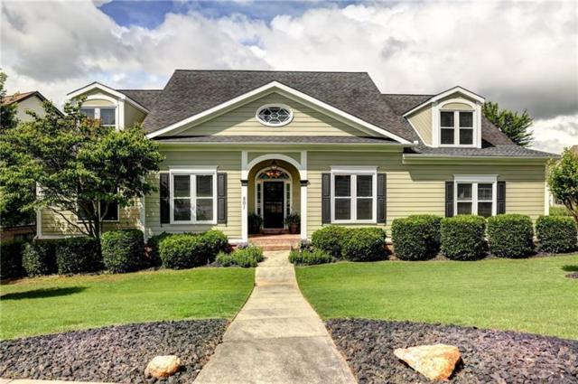 501 Biscayne Park Court, Canton, GA 30114 (MLS #6046625) :: Charlie Ballard Real Estate