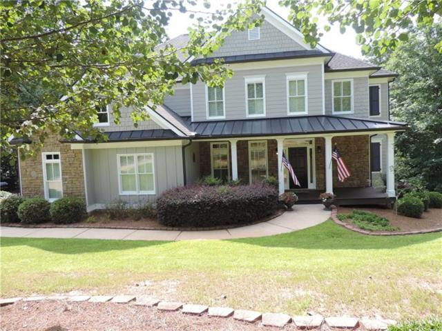 118 Carney Drive, Ball Ground, GA 30107 (MLS #6046653) :: The Cowan Connection Team
