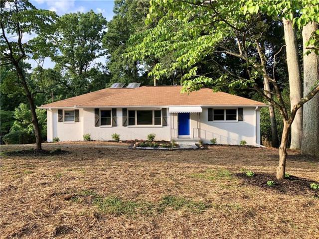 656 Walnut Circle SW, Marietta, GA 30060 (MLS #6046709) :: The North Georgia Group