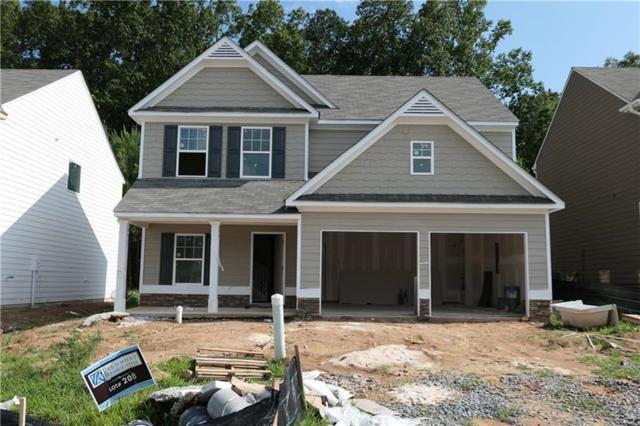 170 Laurelcrest Way, Dallas, GA 30132 (MLS #6046730) :: Kennesaw Life Real Estate