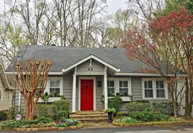 68 Peachtree Hills Avenue NE, Atlanta, GA 30305 (MLS #6046808) :: North Atlanta Home Team