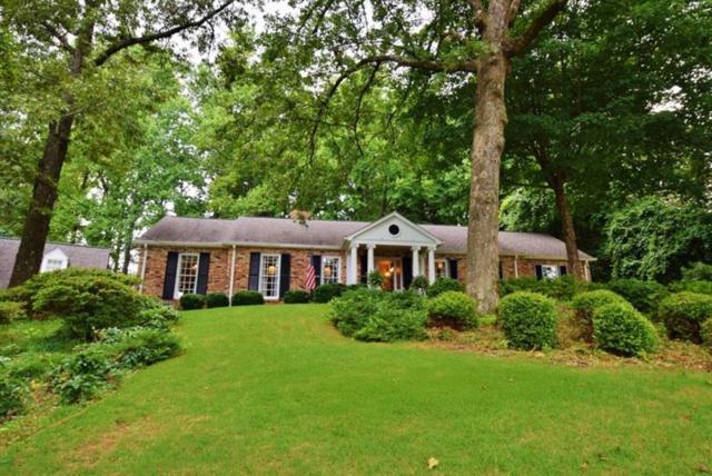 877 Chattahoochee Drive, Gainesville, GA 30501 (MLS #6046894) :: The Bolt Group