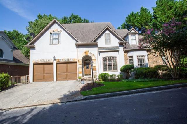 1818 Hedge Rose Drive NE, Brookhaven, GA 30324 (MLS #6046899) :: The Zac Team @ RE/MAX Metro Atlanta