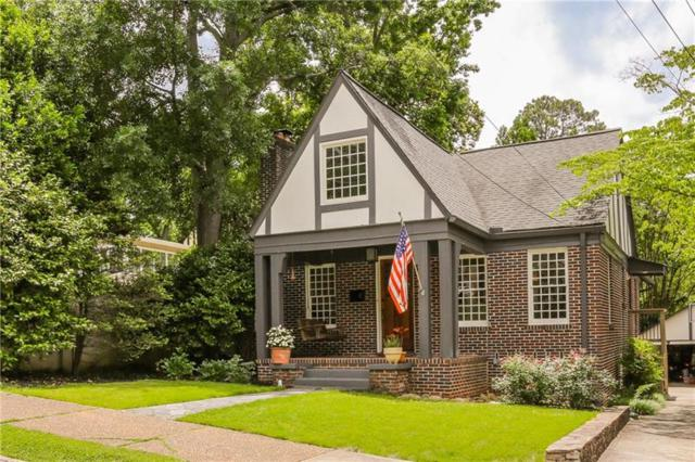1641 Clifton Terrace NE, Atlanta, GA 30307 (MLS #6047153) :: The Zac Team @ RE/MAX Metro Atlanta