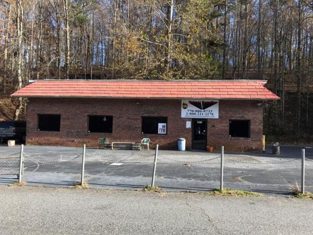 5917 Highway 9 S, Dawsonville, GA 30534 (MLS #6047186) :: North Atlanta Home Team