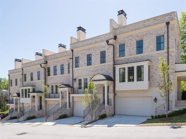 3715 Peachtree Road NE #9, Atlanta, GA 30319 (MLS #6047627) :: Kennesaw Life Real Estate