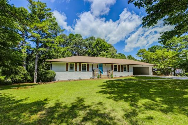 2911 Leisure Woods Lane, Decatur, GA 30034 (MLS #6047669) :: North Atlanta Home Team