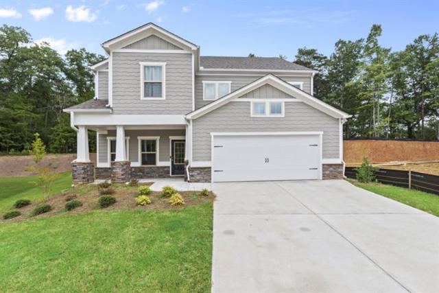 33 Ashwood Drive SE, Cartersville, GA 30120 (MLS #6047714) :: The Russell Group
